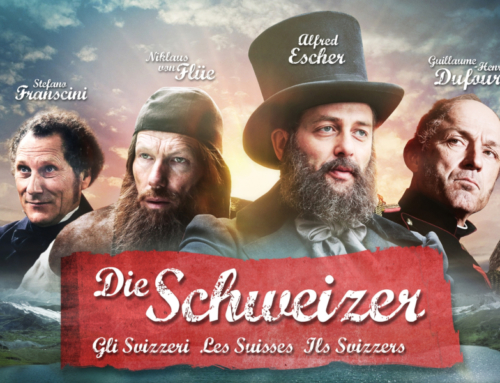 Die Schweizer-Webapplikation
